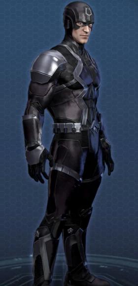 Black Bolt (DR)