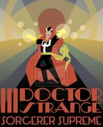 Doctor strange poster by geek 0-d5ykk6g