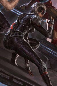 Avengers 2099 (Cover)