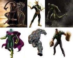Sinister Six (Marvel Ultimate Alliance 3)