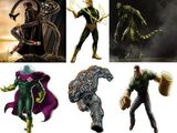 Sinister Six (Earth-6109.2)