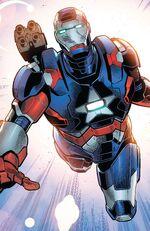 Toni Ho (Earth-616) from U.S.Avengers Vol 1 1 002