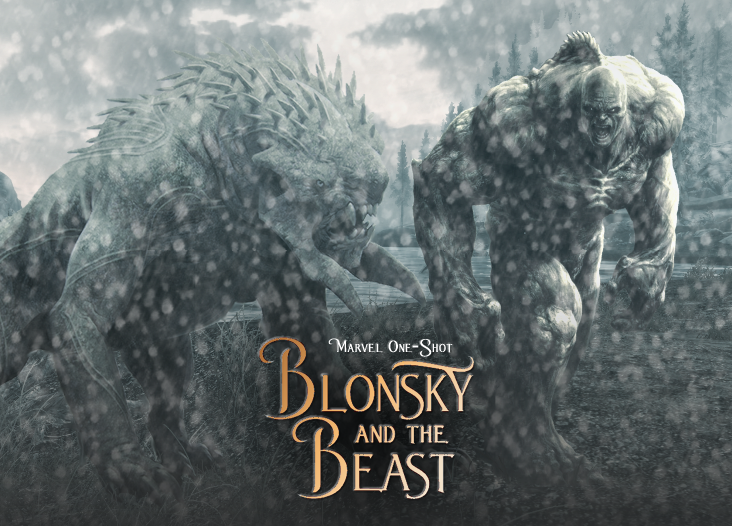 Blonsky and the Beast