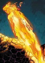 Human Torch 166