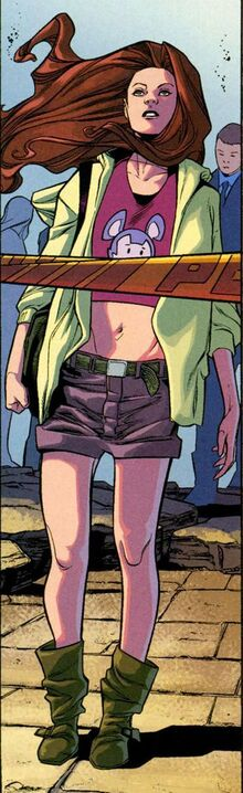 May Parker (Earth-983)