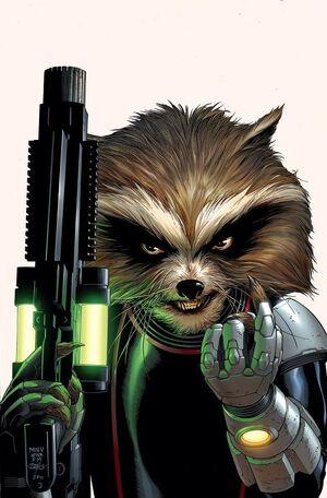 Rocket Raccoon Disambiguation