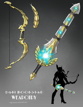 Undrjarn Weapon Forms