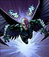 Vulture Drago without Helmet