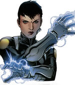 Daisy Johnson (Earth-616) from the cover of Secret Warriors Vol 1 1