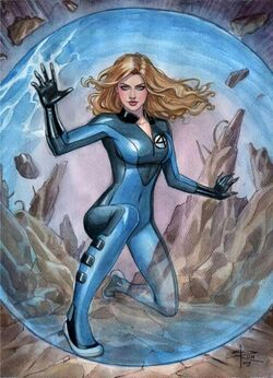 Invisible Woman Earth-61615
