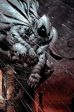 Moon Knight Earth 61615