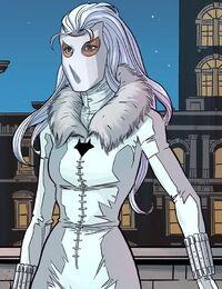 Felicia Hardy (Earth-90214) from Spider-Geddon Spider-Man Noir 001