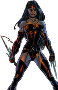 Nicola Nichols as Elektra-(Earth-TRN145)