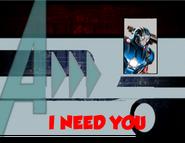 I Need You (A!)