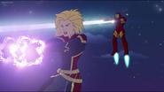 Captain Marvel SeeingRed
