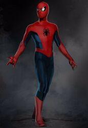 SPUMC SPIDER-MAN SUIT