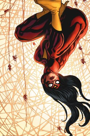 Spider-Woman Disambiguation