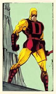 Yellow Daredevil