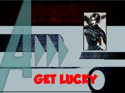 52-Get Lucky