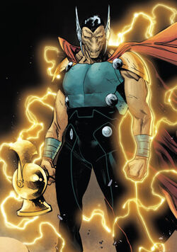 Beta Ray Bill (Infinitiverse)