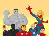 Avengers (Earth-981)