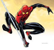 Spider-Man dystopian future