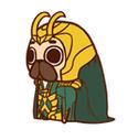 Loki Pug