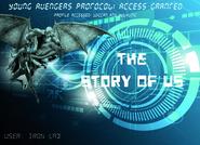 The Story of Us (YA)