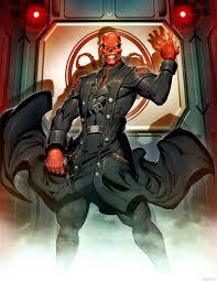 Red Skull 6160