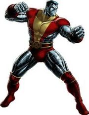 Colossus (Marvel Ultimate Allaince)
