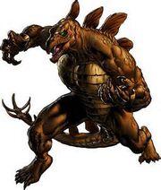 Stegron (Marvel Ultimate Allaince 3)