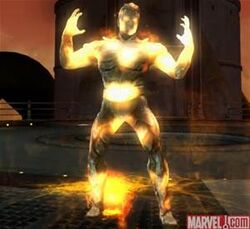 Molten Man (Marvel Ultimate Alliance 2)
