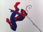 Spider man redesign by chandler1286-d7c8p22