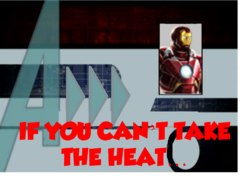 13-If You Can't Take the Heat...