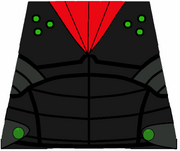 Lego armor vulture torso decal 60889 20a984a457 o