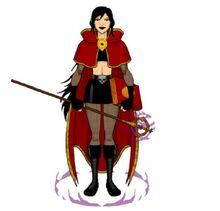 Sorceress Supreme Nico Minoru