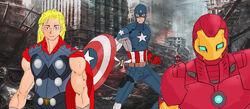Ultiverse Avengers (Earth-981)