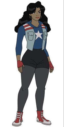 America Chavez earth-609