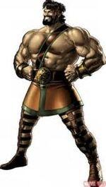 Hercules (Marvel Ultimate Alliance 2)