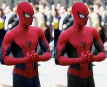 Perfect spider man suit tasm 2 suit ditko style by magnummaximofffanart dcs0bsj