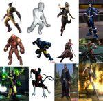 X-Men (Marvel Ultimate Alliance)