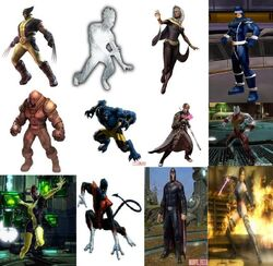 X-Men (Marvel Ultimate Alliance)