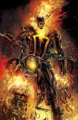 Johnny Ghost Rider Earth-61615