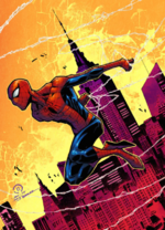 Spidey Earth 61610