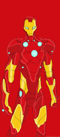 Ultiverse Iron Man PROTEAN armor
