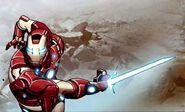 Iron Knight Blade 1175
