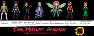 Mutant Agenda