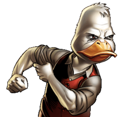 Howard the Duck A!