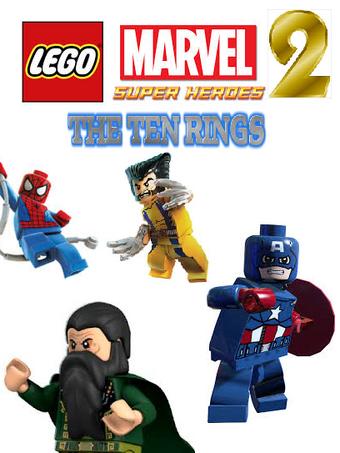 Lego marvel 2 THE TEN RINGS