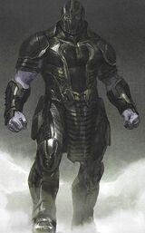 Thanos Earth-61615 Fugitive